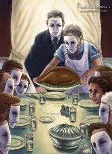 Capgras Illustration