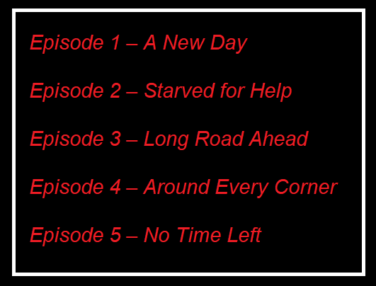 Episode list