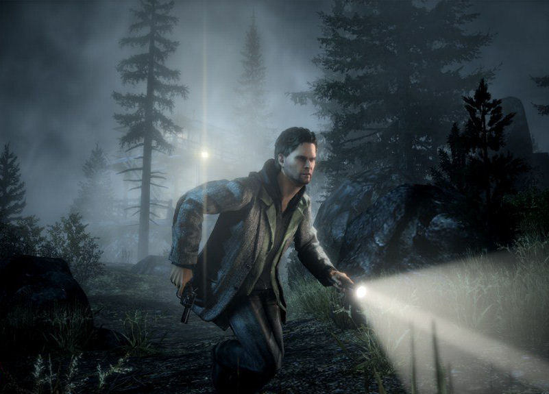 Alan Wake game giveaway
