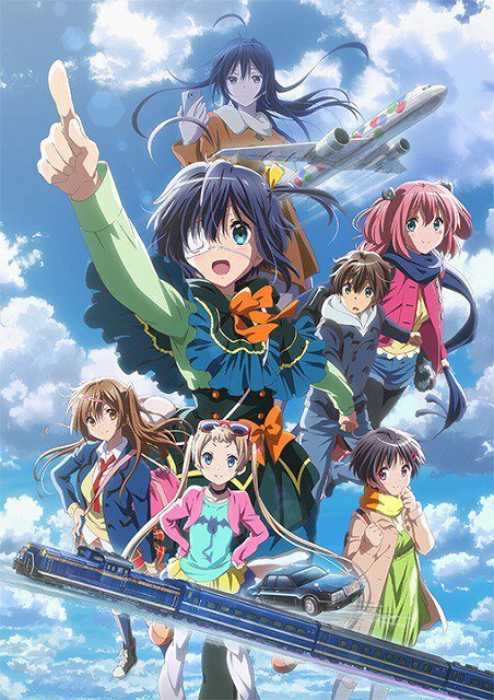 Love, Chunibyo & Other Delusions! Take on Me Visual