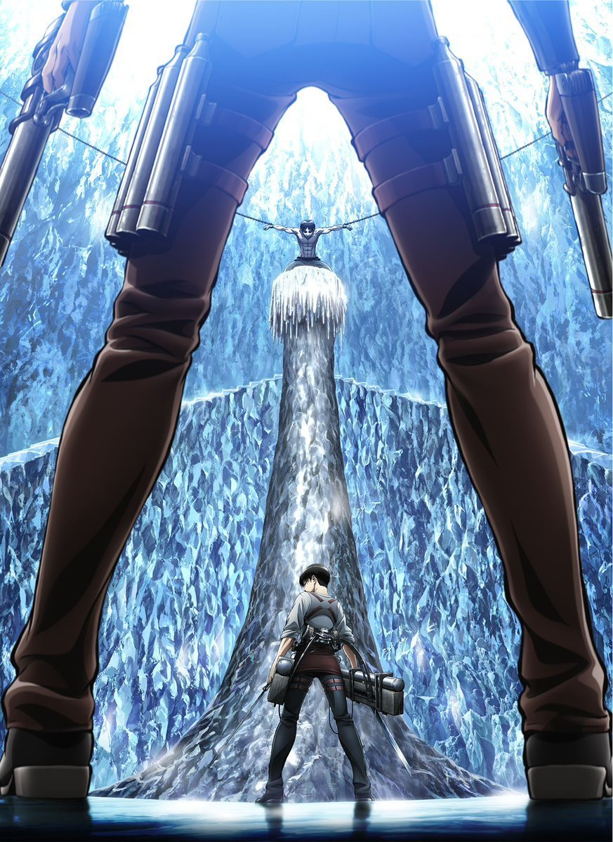 Attack on Titan 3rd Season Poster