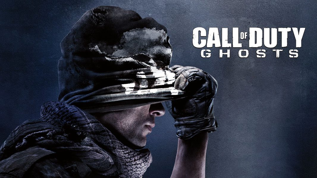 Call of Duty Ghosts Game Giveaway