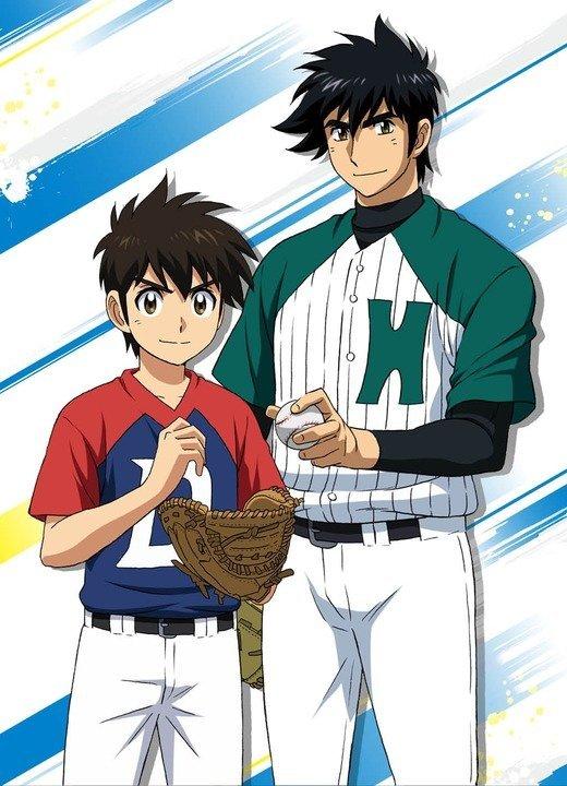 Major 2nd First Anime Visual