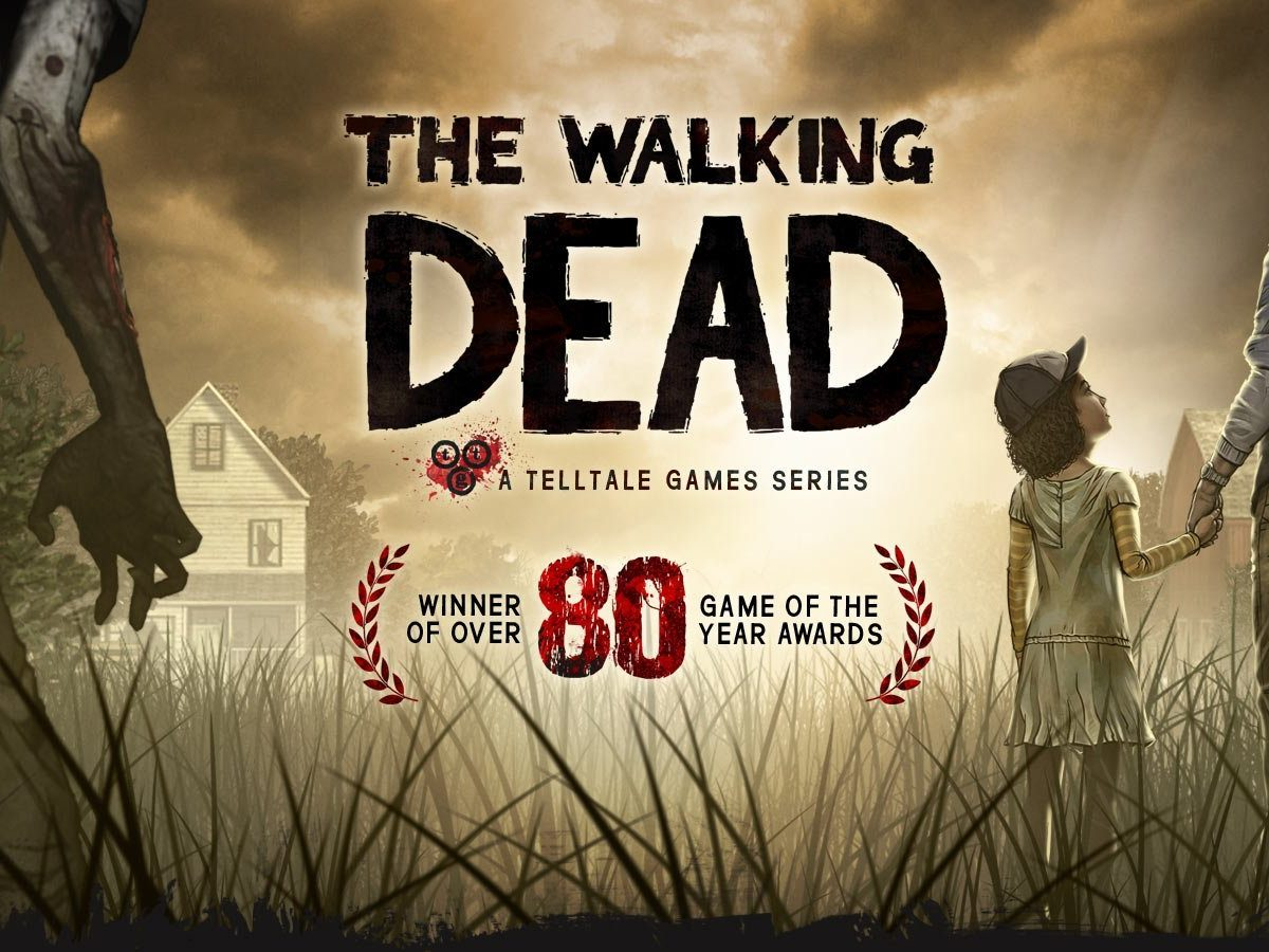 Game Giveaway Walking Dead