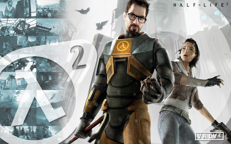 Half-Life 2 Game Giveaway