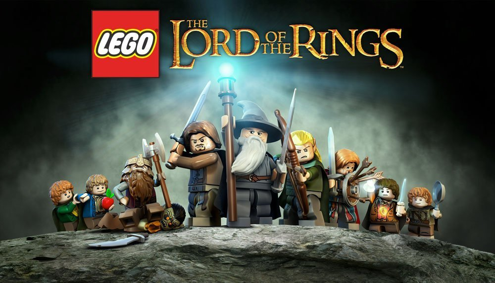 LEGO The Lord of the Rings Game Giveaway