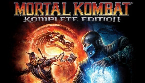 Mortal Kombat Komplete Edition Game Giveaway
