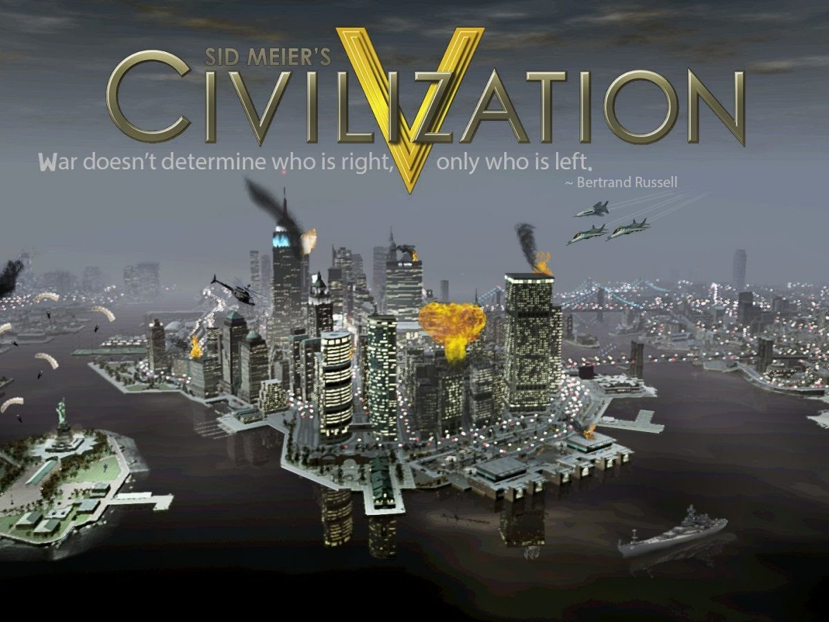 Sid Meier's Civilization V Game Giveaway