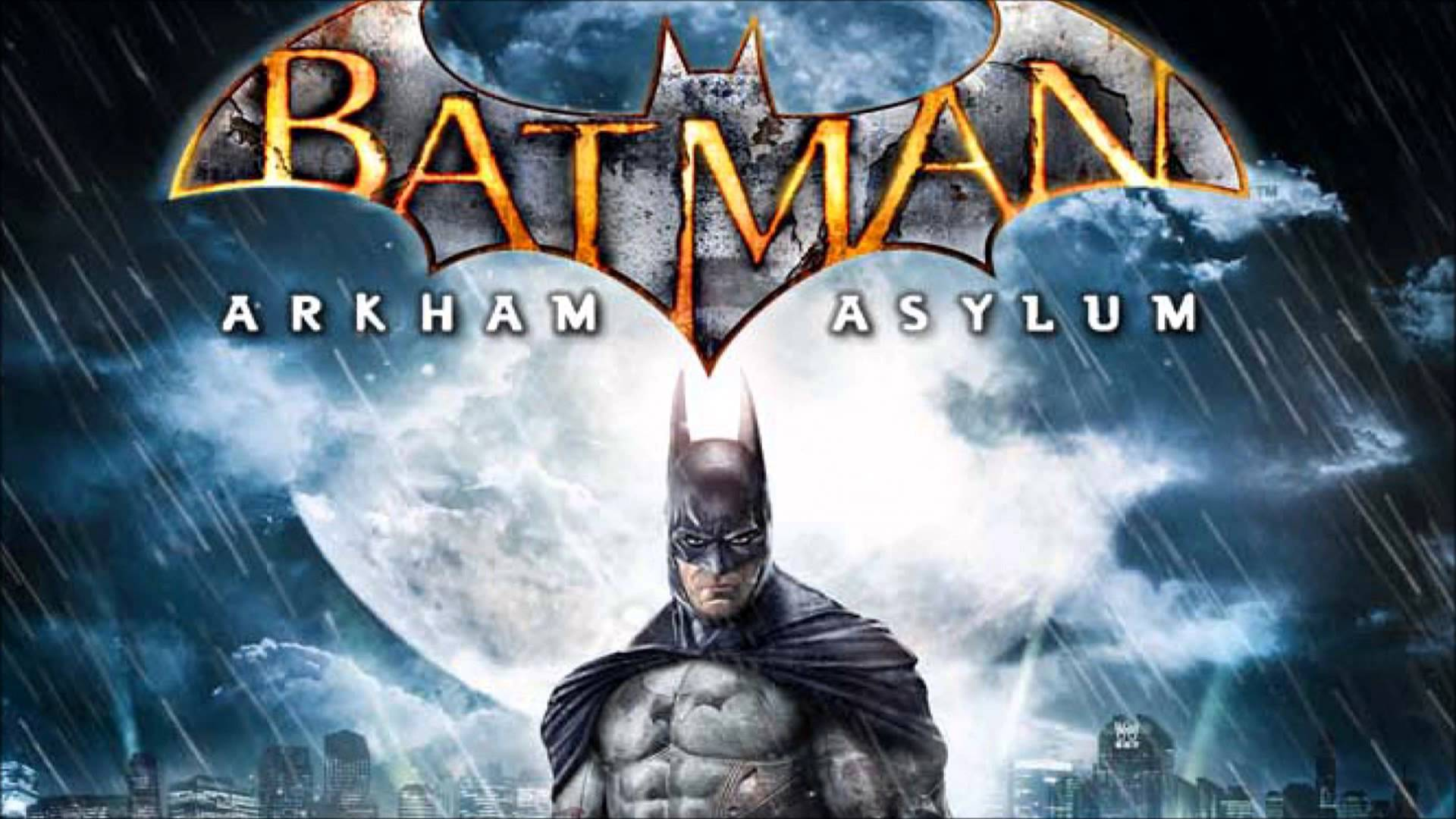 Batman Arkham Asylum Game Giveaway