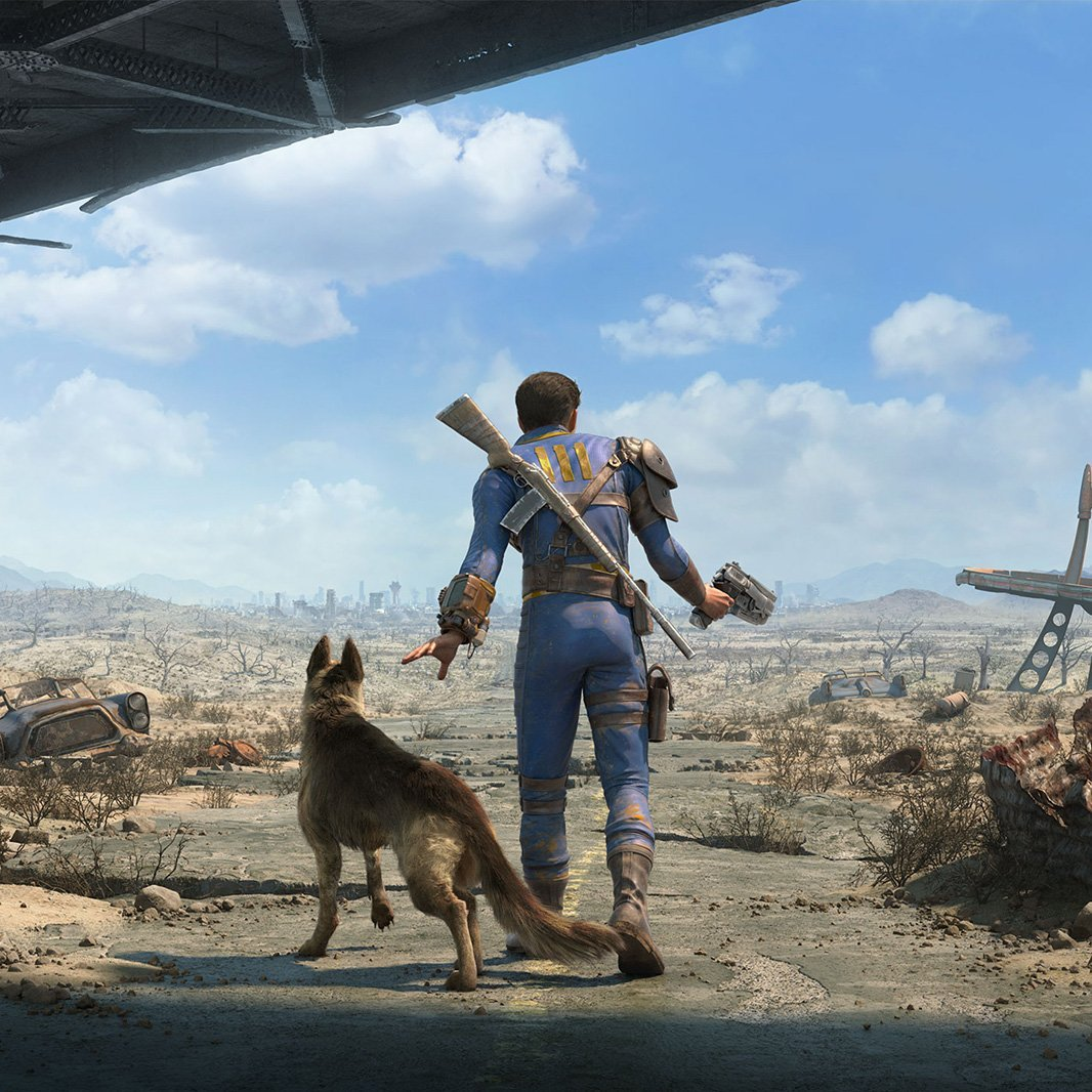 Fallout 4 Game of the Year Edition Giveaway