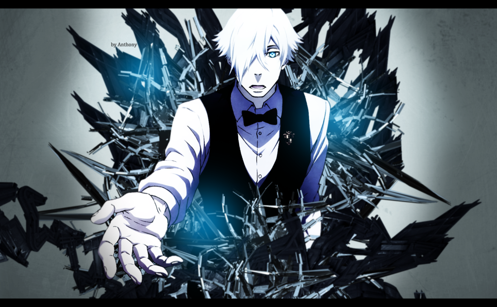 Death Parade Fan Art