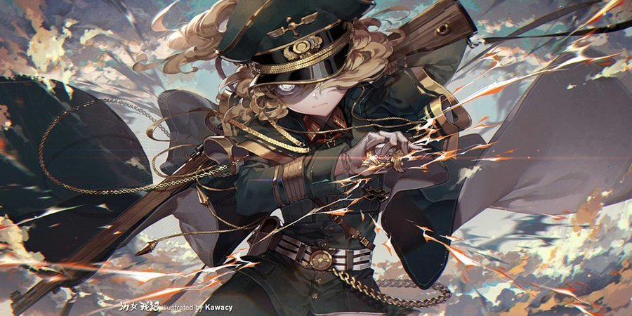 Youjo Senki: Welcome to the Empire by Kawacy