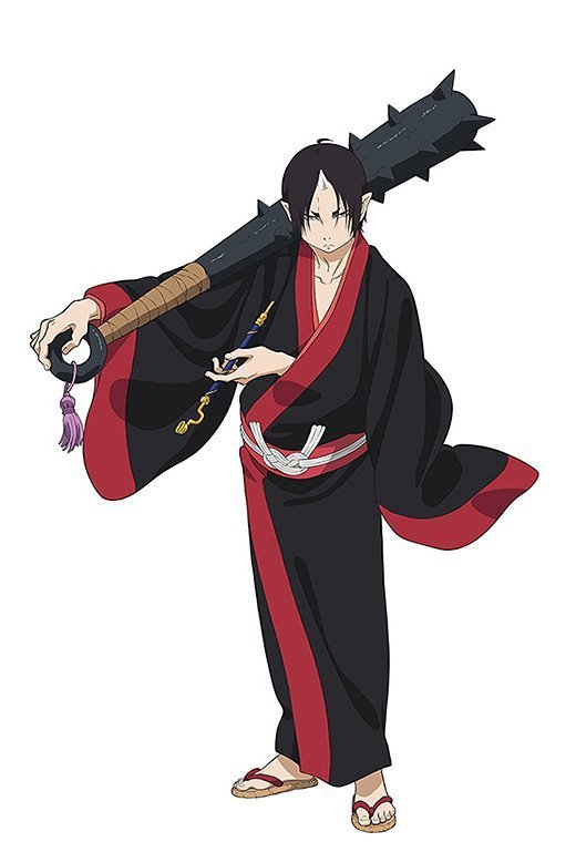 Hoozuki from Hoozuki no Reitetsu