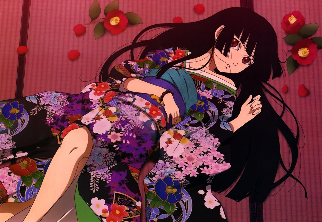 Ai Enma From Hell Girl -