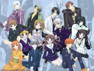 Fruits Basket characters ~