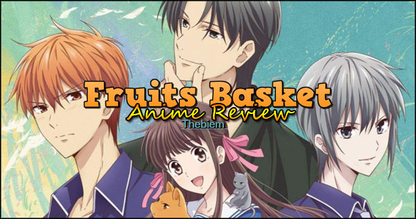 Fruits Basket - Anime Review