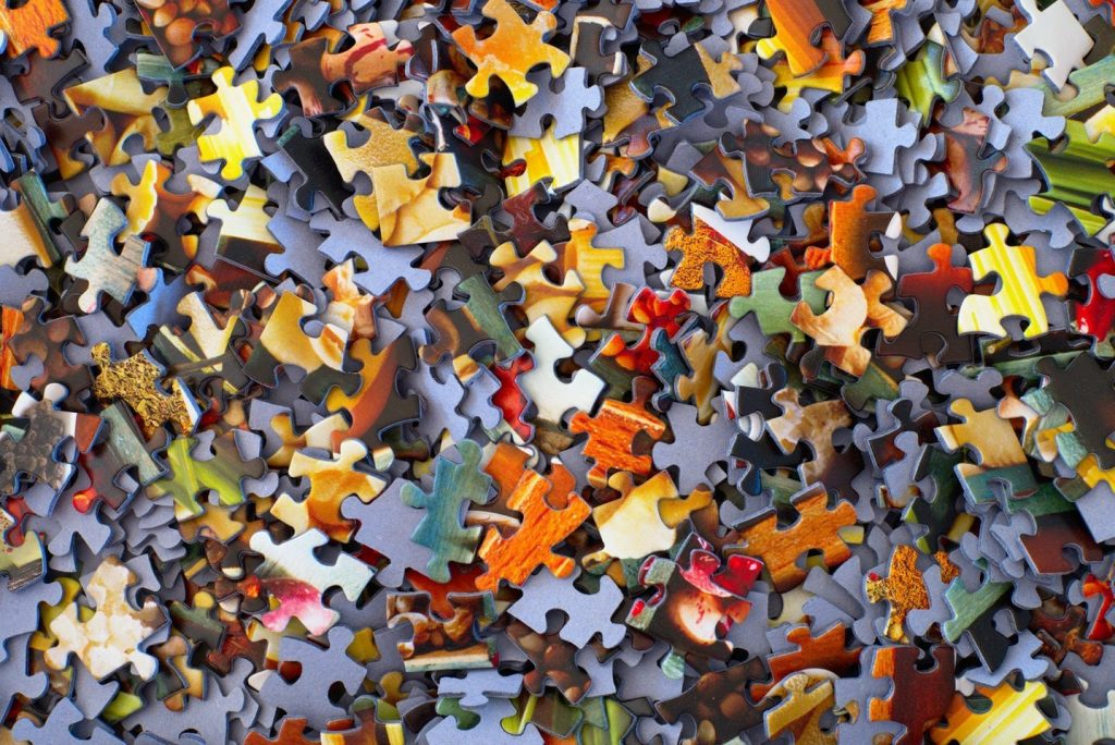Activities to improve concentration puzzles