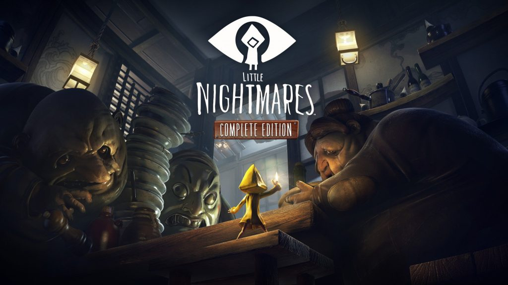 The complete edition of Little Nightmare - Horror game
