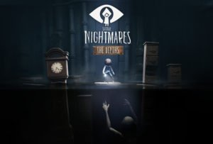 The complete edition of Little Nightmare - Horror game, First part of DLC - The Depths