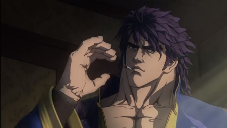 Fist of the Blue sky - Main character