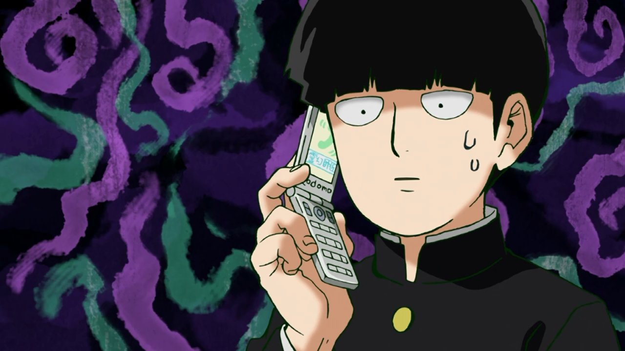 Mob Psycho 100 anime gets a 2nd season - Mob Confused - Thebiem