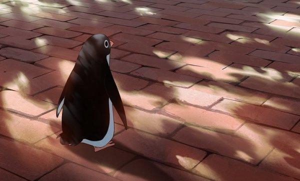 Penguin highway anime movie - penguin