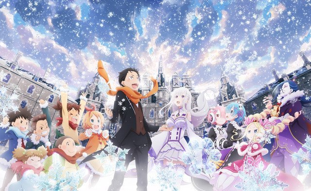 ReZERO -Starting Life in Another World- Memory Snow