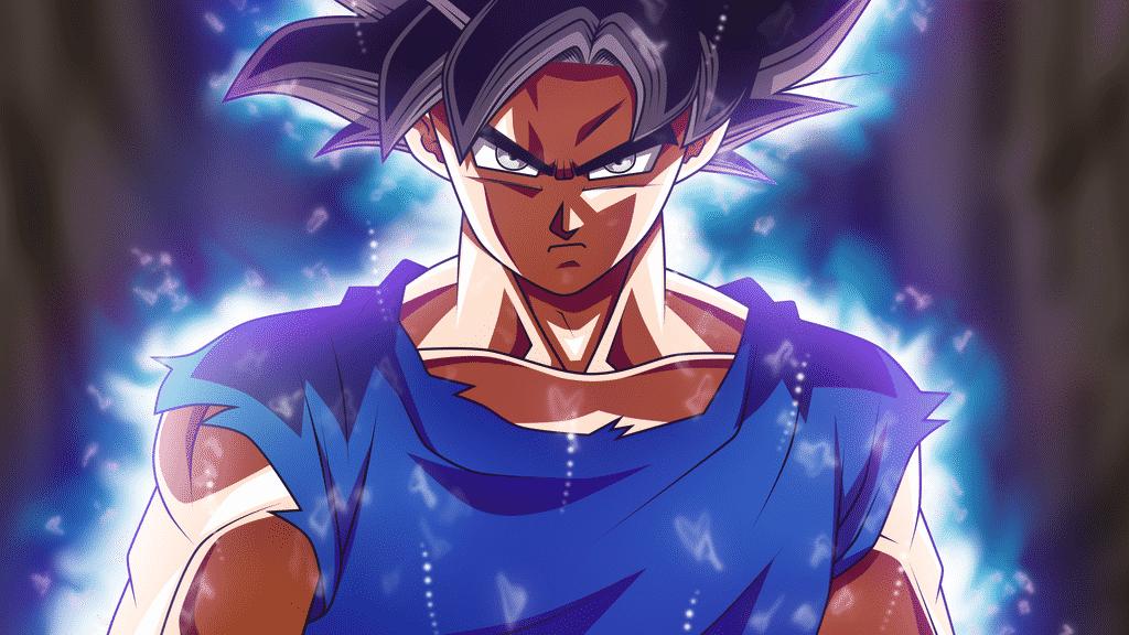 New form of Goku