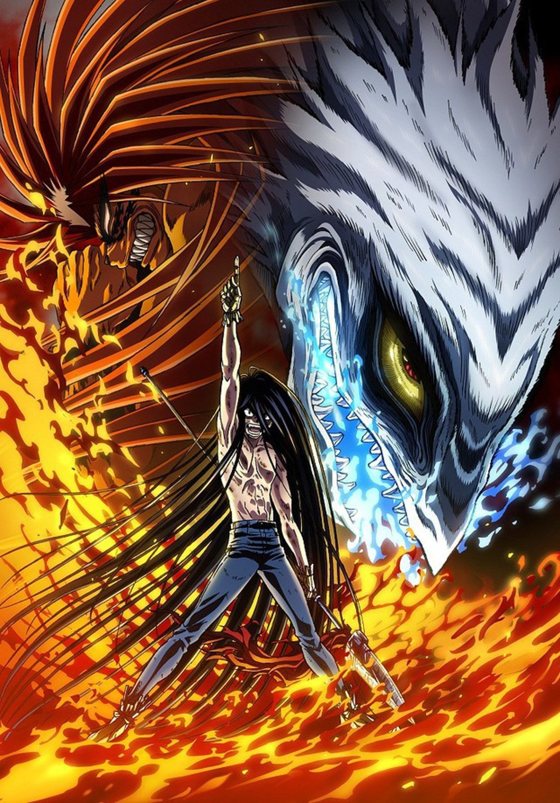 Ushio to Tora Visual