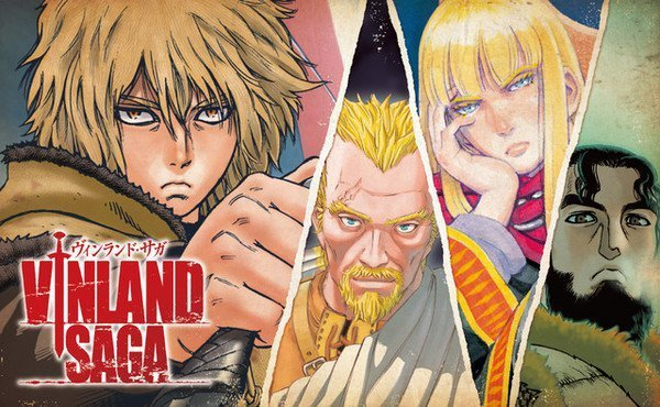 Vinland Saga gets TV anime adaptation - poster