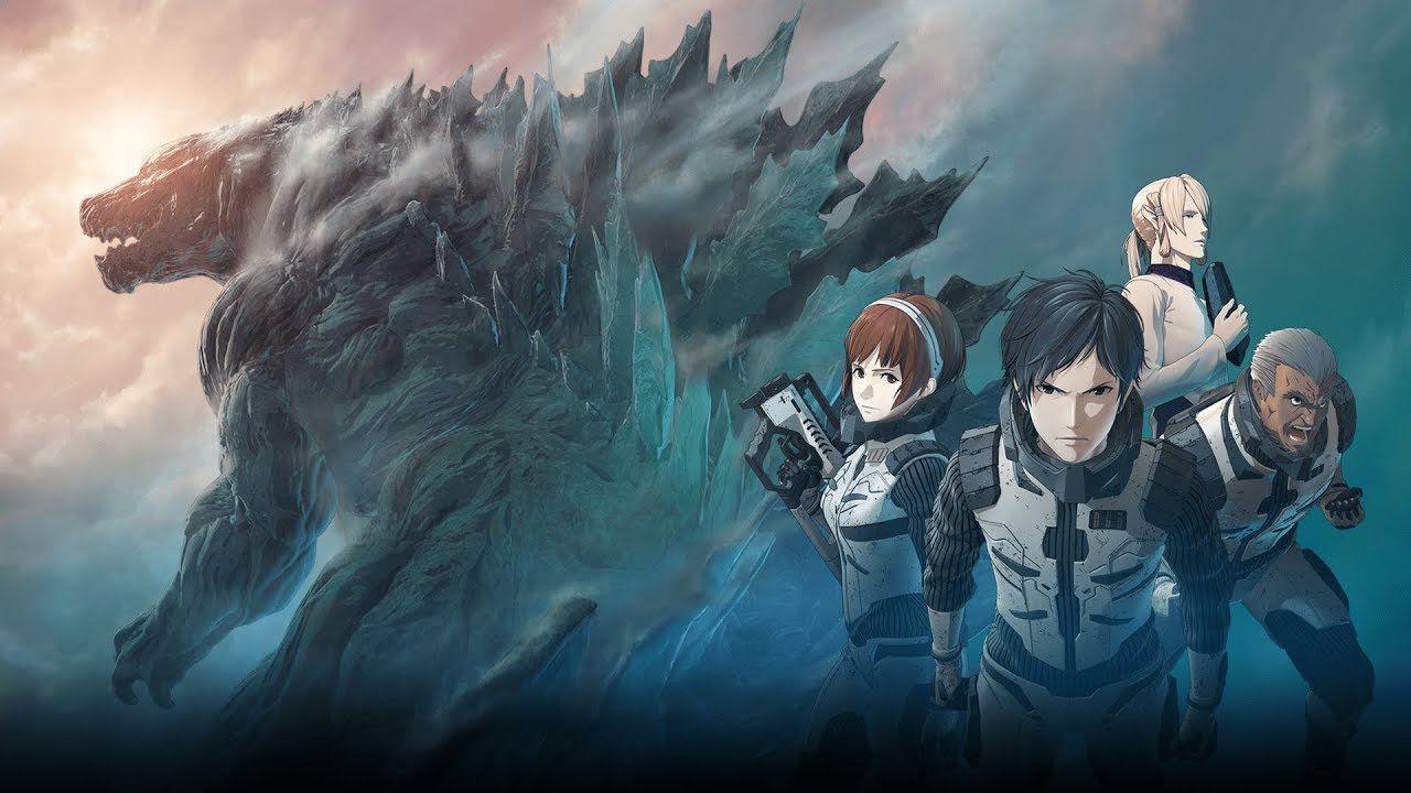 Godzilla - City on the Edge of Battle