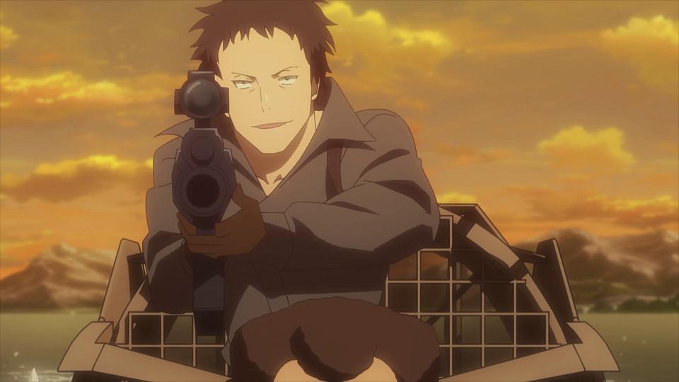 Gun Gale Online Episode 4
