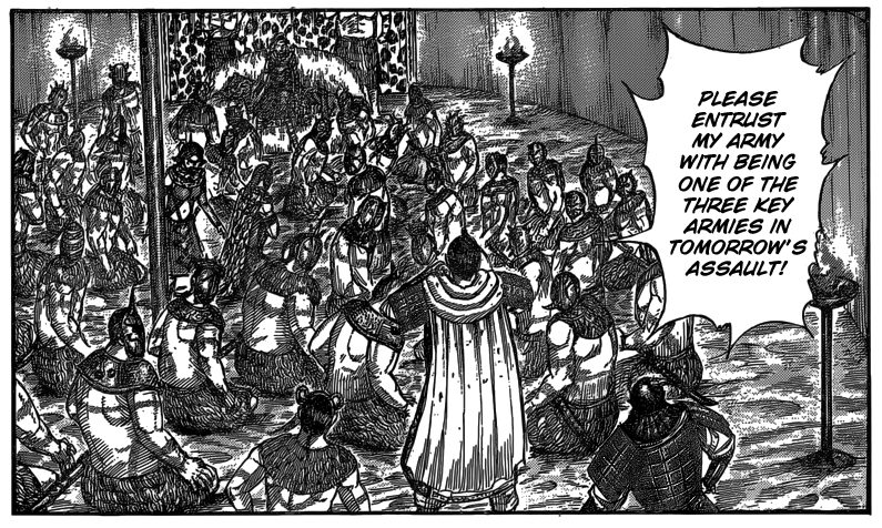 Kingdom Chapter 553