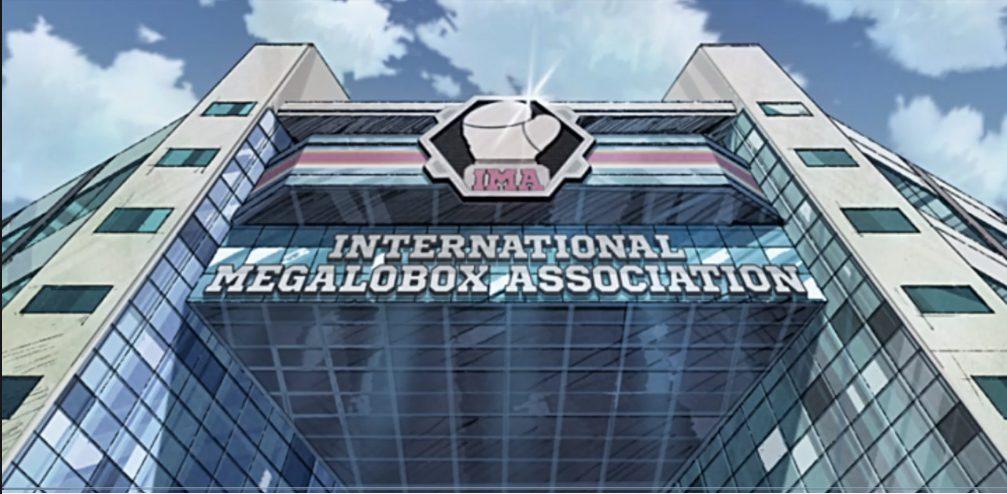 Megalo Box Episode 3