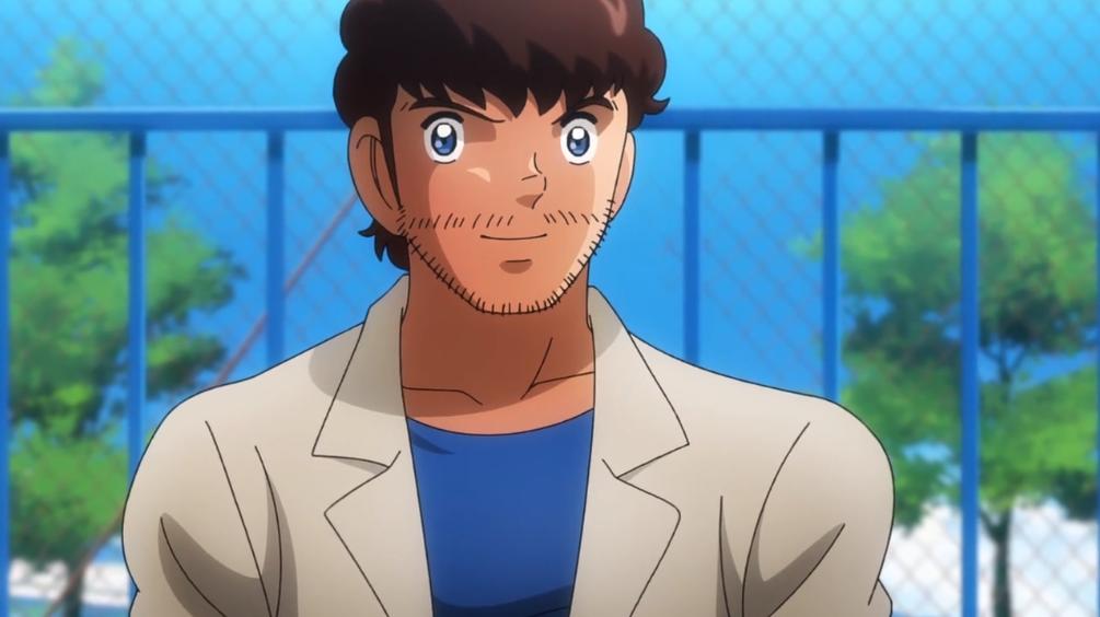 Captain Tsubasa episode 3 roberto