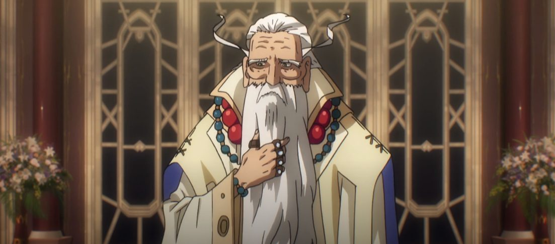 Fulder voiced by Takaya Hashi Overlord Season 3