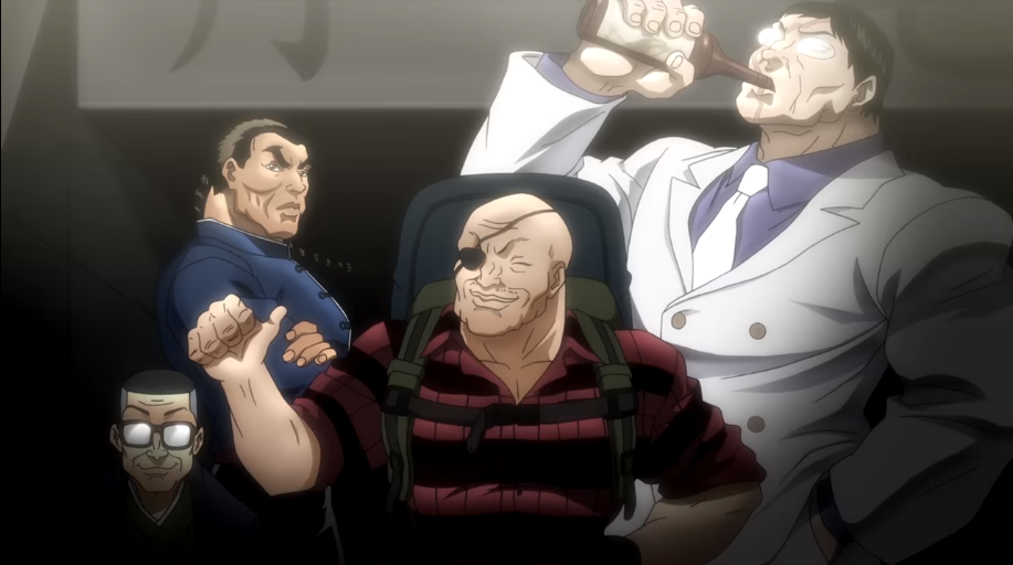 The Official Website For Upcoming Anime Adaption Of New Grappler Baki Series By Author Keisuke Itagaki Revealed A Brand Trailer Showcasing