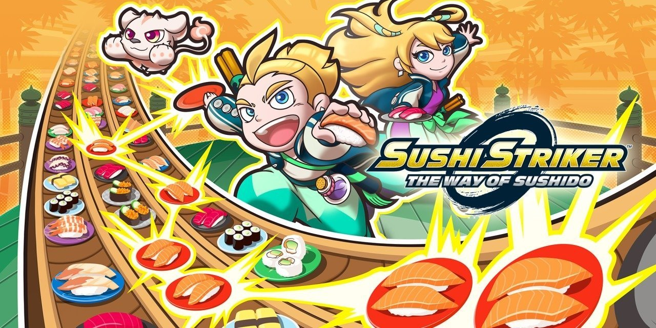 Sushi Striker demo.