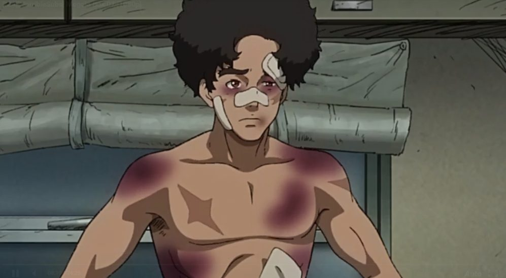 Megalo Box Episode 7