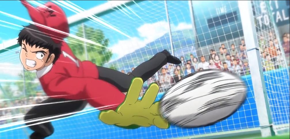 Captain Tsubasa Episode 7