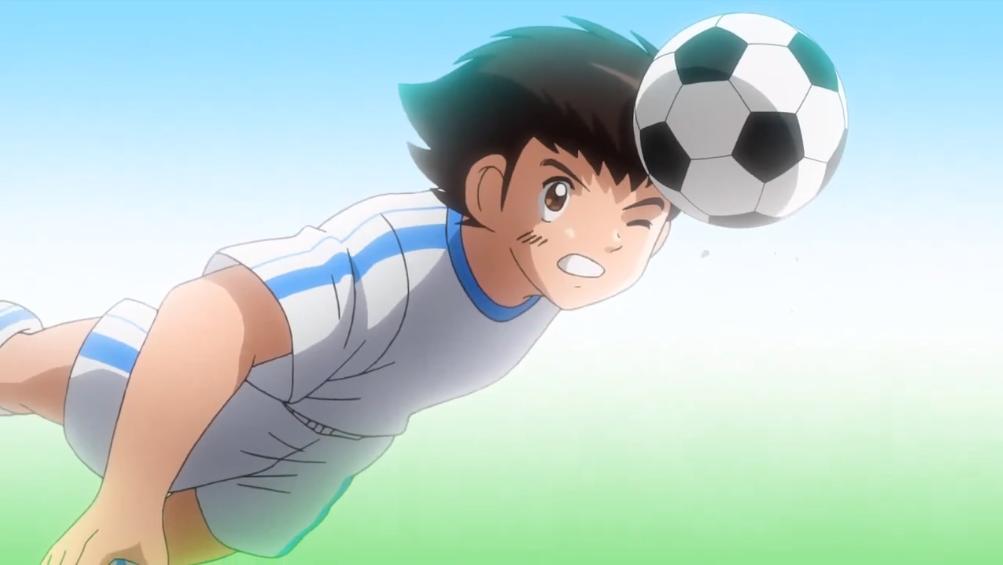 Captain Tsubasa episode 8