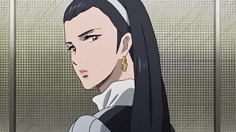 Megalo Box episode 8 - Yukiko Shirato