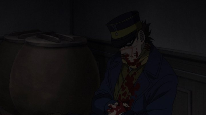 Golden Kamuy Episode 5