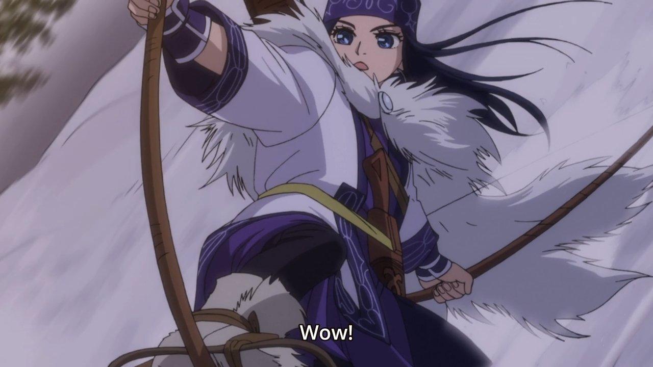 Golden Kamuy Episode 6