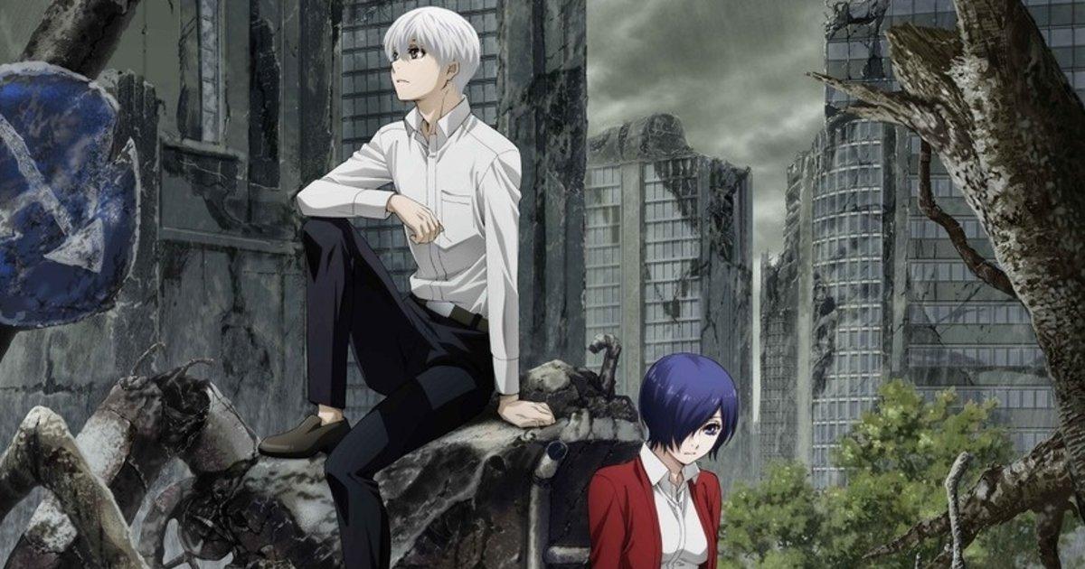 Картинки по запросу Tokyo Ghoul re 2nd season