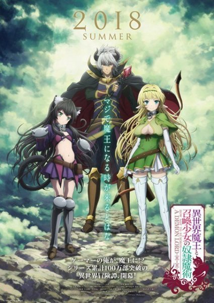 How NOT to Summon a Demon Lord Visual