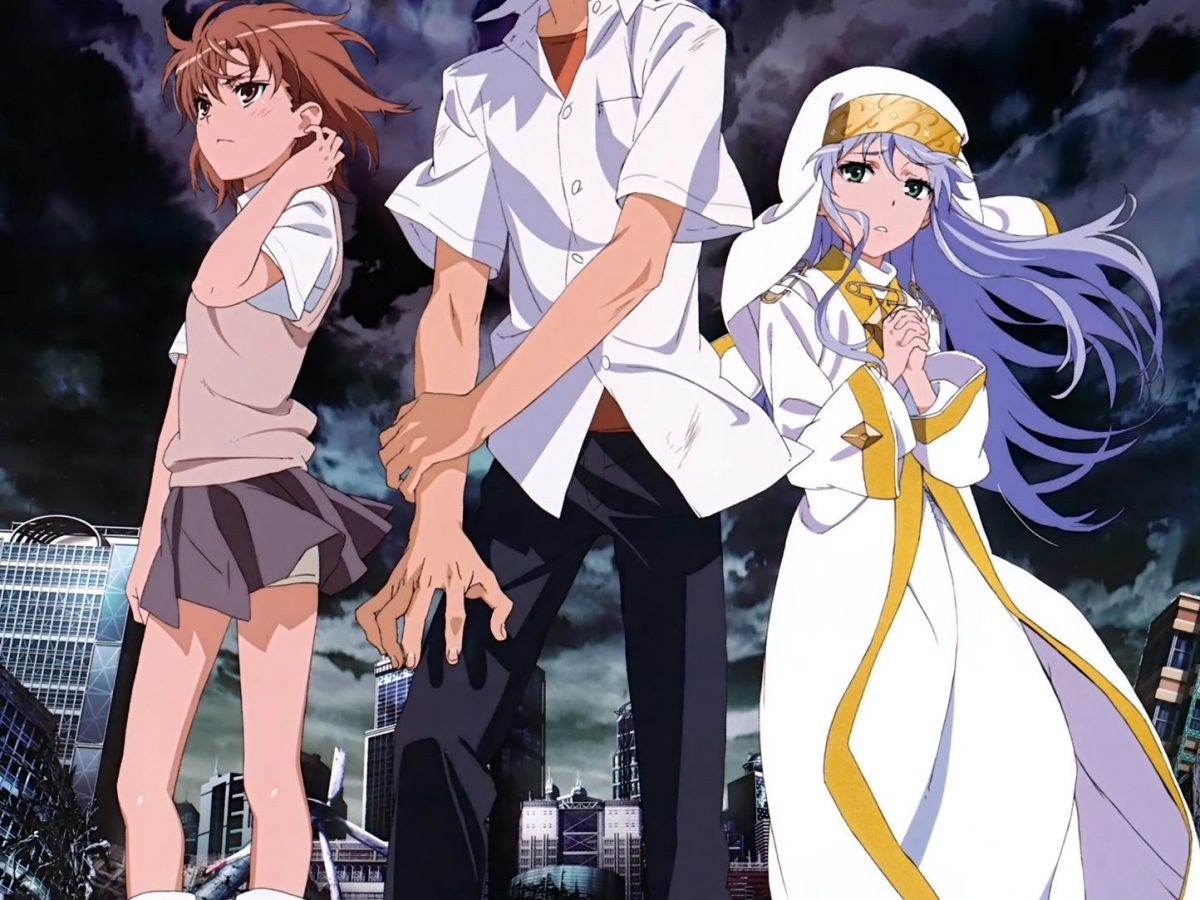 A Certain Magic Index Poster