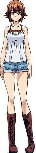 Chisa Kotegawa voiced by Chika Anzai