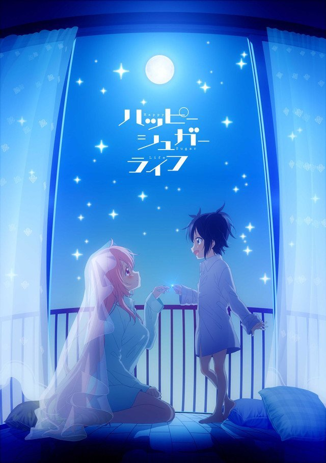 Happy Sugar Life Anime's 2nd Promo Video