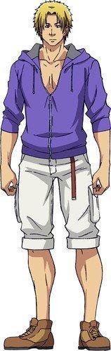 Ryujiro Kotobuki voiced by Katsayuki Konishi